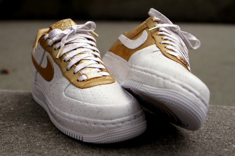 Nike Air Force 1 Low 'Gold Medal' at Kith NYC