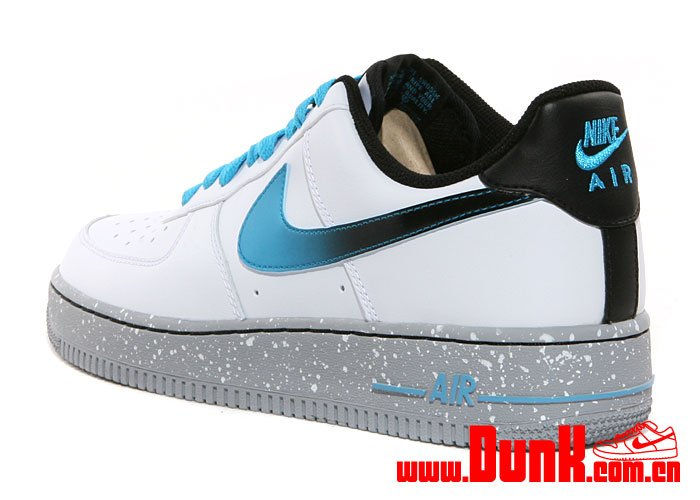 Nike Air Force 1 Low 'White/Current Blue'