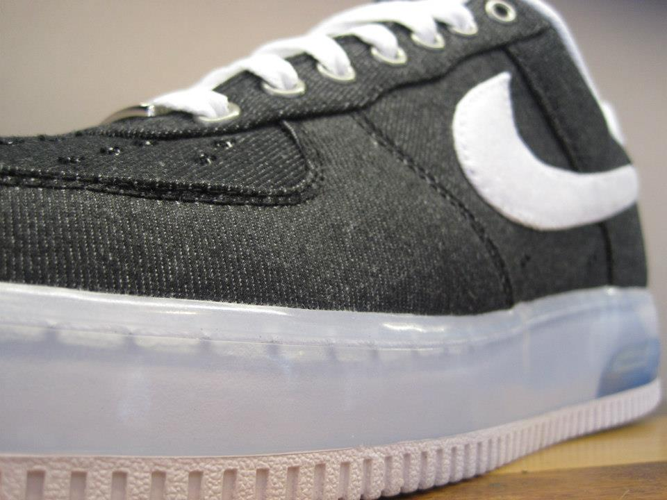 Nike Air Force 1 iD Denim Samples