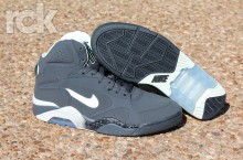 Nike Air Force 180 High 'Anthracite/Vibrant Yellow-Black'