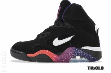 Nike Air Force 180 High 'Phoenix Suns' at Titolo