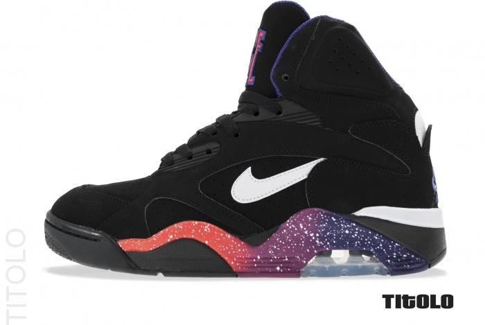 Nike Air Force 180 High 'Phoenix Suns' at Titolo