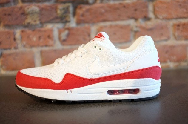Nike Air Max 1 Engineered Mesh 'Sport Red'