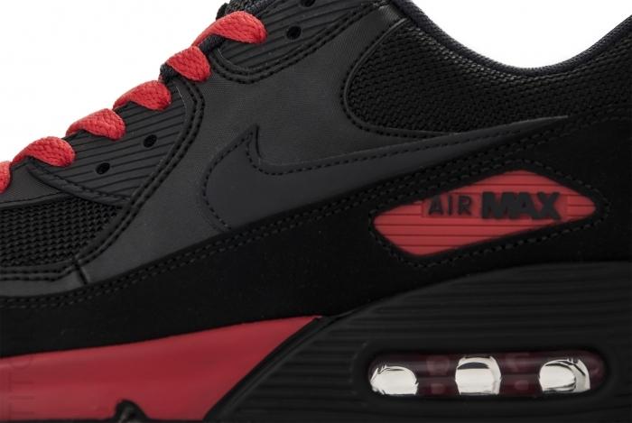 Nike Air Max 90 'Black/Anthracite-Sunburst'