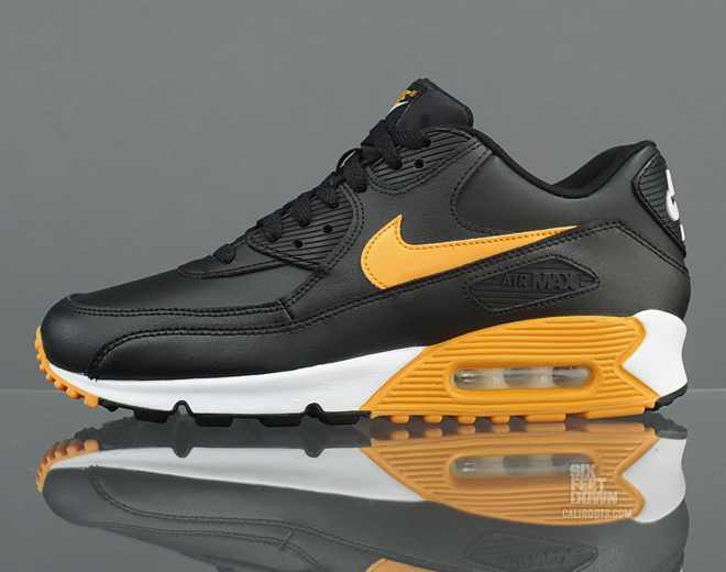 Nike Air Max 90 'Black/Canyon Gold'