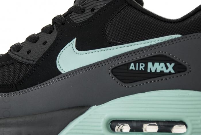 7dd55add8169 Nike Air Max 90 Print Dark Gray Paint Blue Nike Air Jordan 5 Being ...