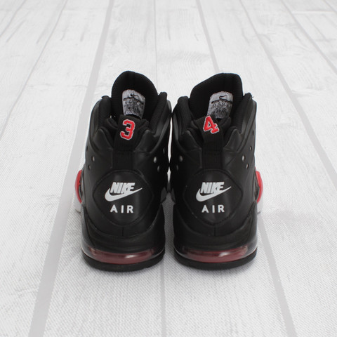 Nike Air Max Barkley 'Black/University Red-White'