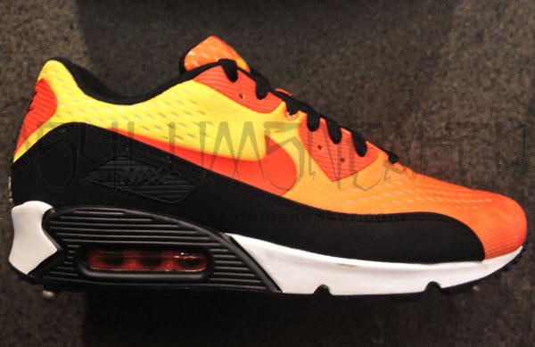 Nike Air Max Engineered Mesh Sunset Pack - Summer 2012