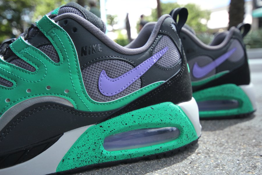 Nike Air Max Humara 'Charcoal/Medium Volt-Stadium Green-Anthracite'