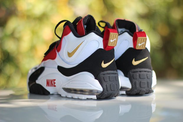Nike Air Max Speed Turf 'San Francisco 49ers' at Social Status