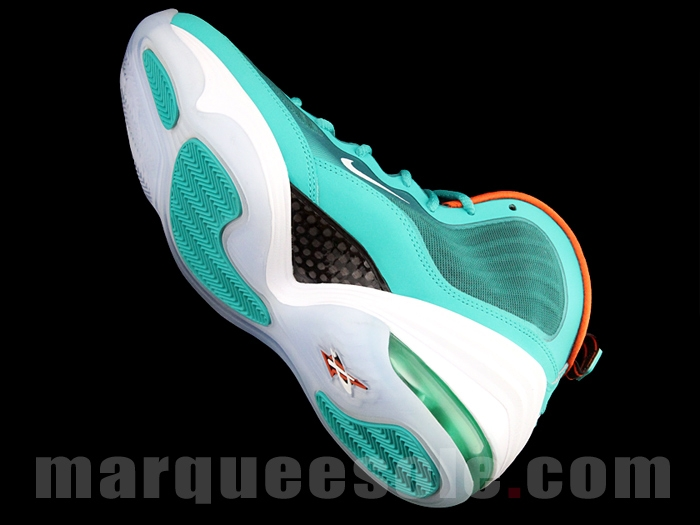 Nike Air Penny V (5) 'Dolphins' – New Images