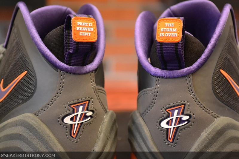 half off f3ddb eda36 Nike Air Penny V (5)  Phoenix  at Sneaker Bistro   SneakerFiles