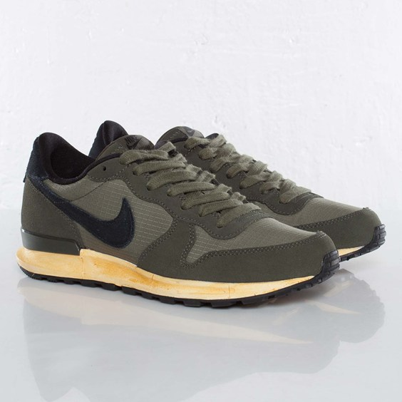 Nike Air Solstice 'Medium Olive/Black-Cargo Khaki-Sail'