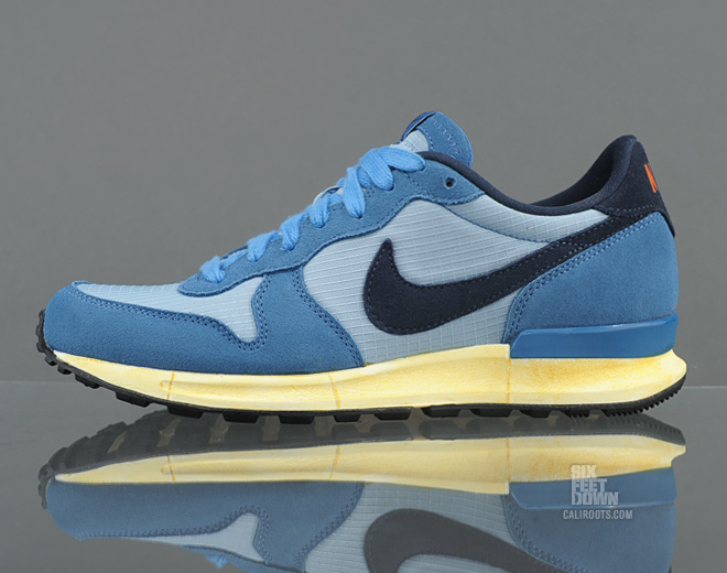 Nike Air Solstice 'Worn Blue/Dark Obsidian'
