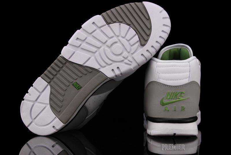 Nike Air Trainer 1 Mid Premium 'Chlorophyll' at Premier