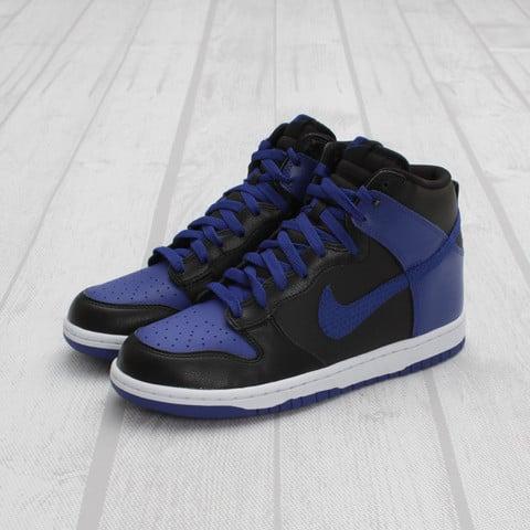 Nike Dunk High J Pack 'Black/Old Royal' at Concepts