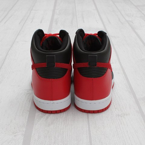 Nike Dunk High J Pack 'Black/Sport Red' at Concepts