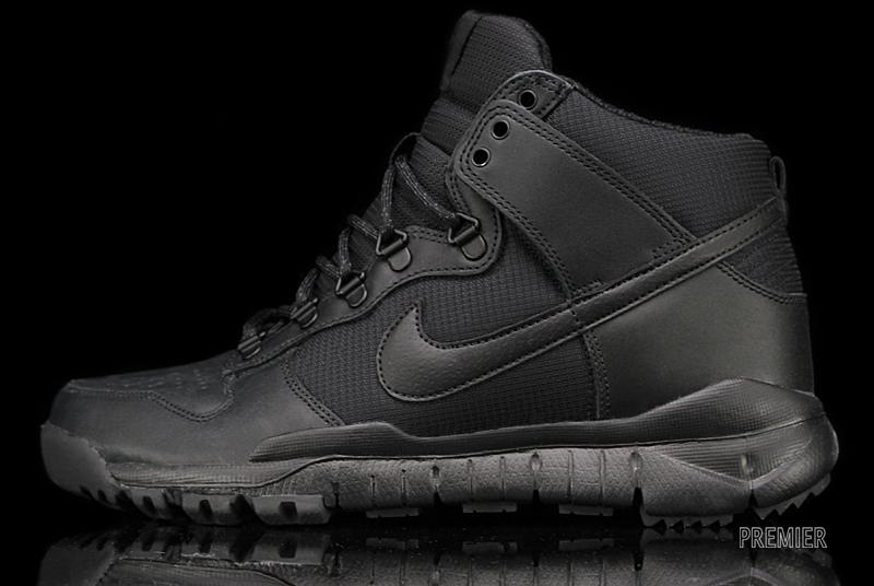newest a9073 d474f Nike Dunk High OMS 'Black/Black-Anthracite' | SneakerFiles