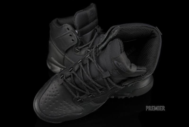 Nike Dunk High OMS 'Black/Black-Anthracite'