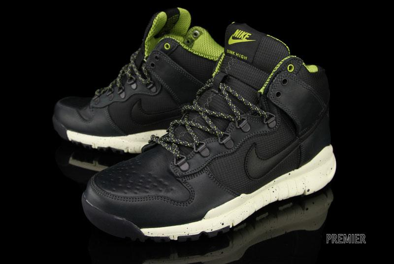 Nike Dunk High OMS 'Anthracite'