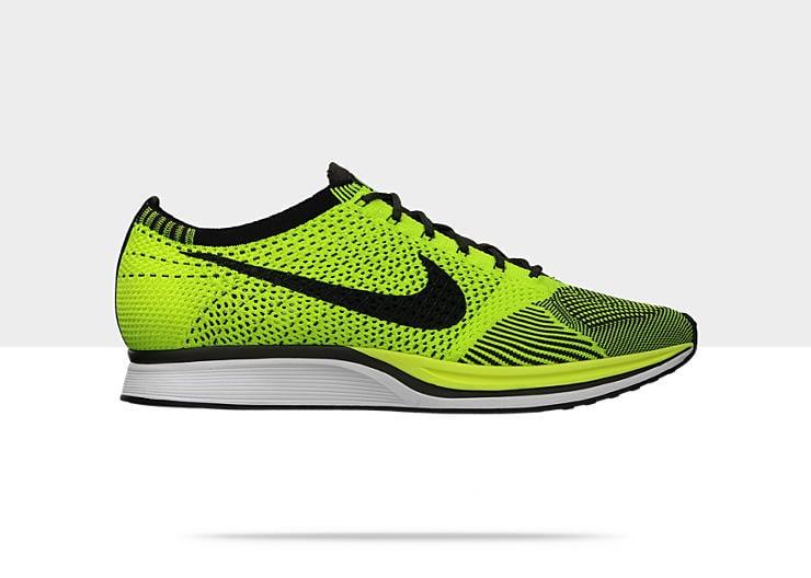 Nike Flyknit Racer  Volt  Restock at NikeStore  de5a539de1