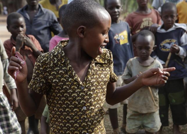 Nike Foundation Celebrates International Day of the Girl