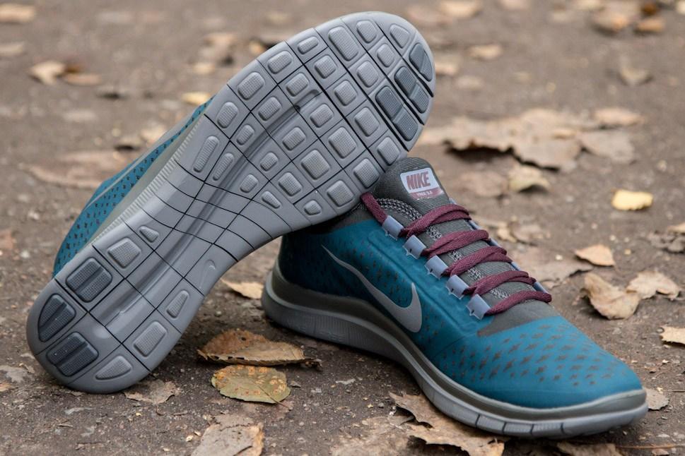 Nike Free 3.0 V4 GYAKUSOU 'Midnight Turquoise/Midnight Fog-Anthracite'