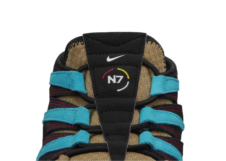 Nike Free Forward Moc+ N7 'Filbert/Filbert-Dark Turquoise-Black'