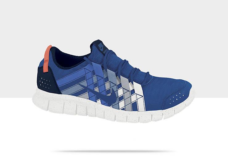 Nike Free Powerlines+ 'Dark Royal Blue' at NikeStore