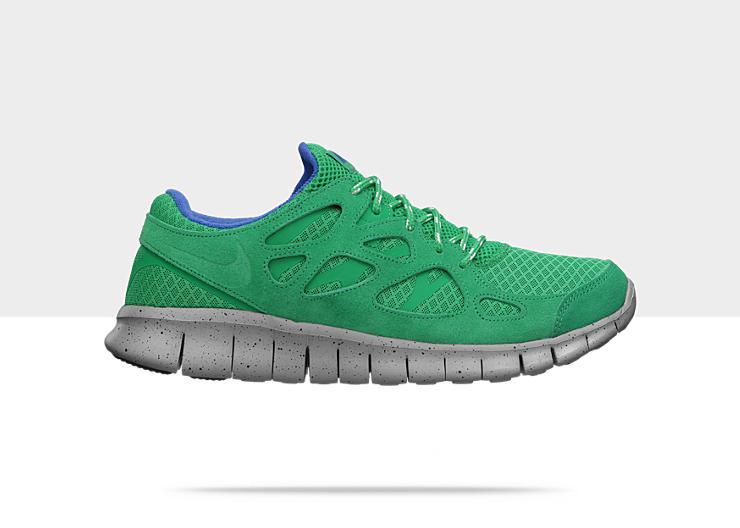 Nike Free Run+ 2 NSW 'Stadium Green'