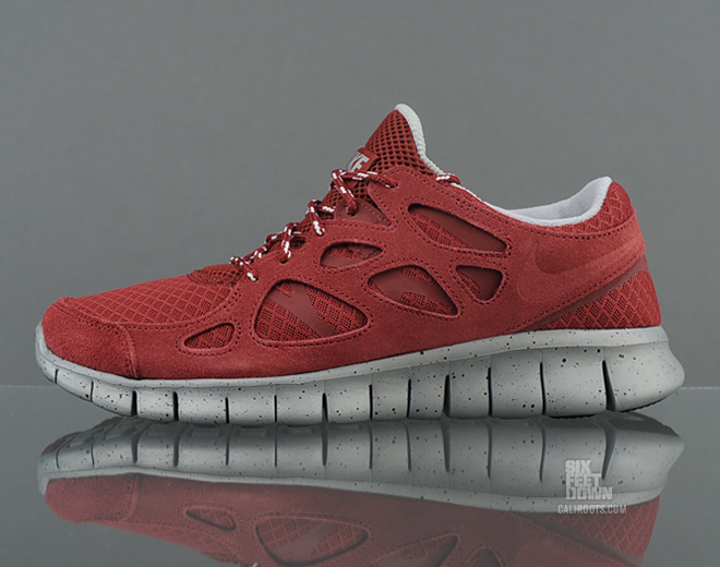 Nike Free Run+ 2 NSW 'Team Red'