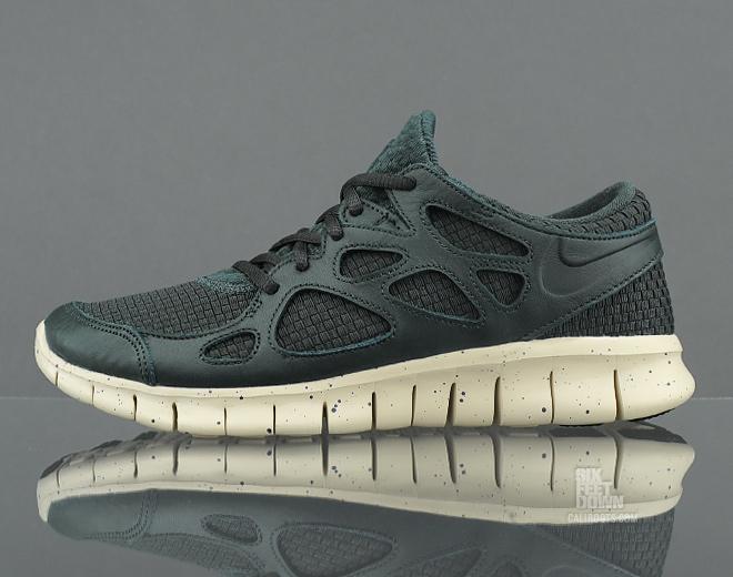 Nike Free Run 2.0 Woven NRG 'Seaweed'
