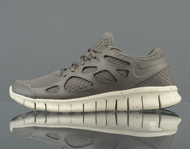 Nike Free Run 2.0 Woven NRG 'Smoke'