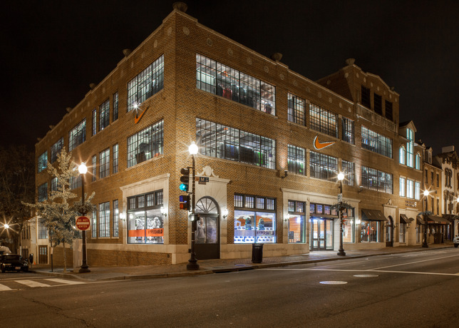 Nike Georgetown Opens in Washington, DC