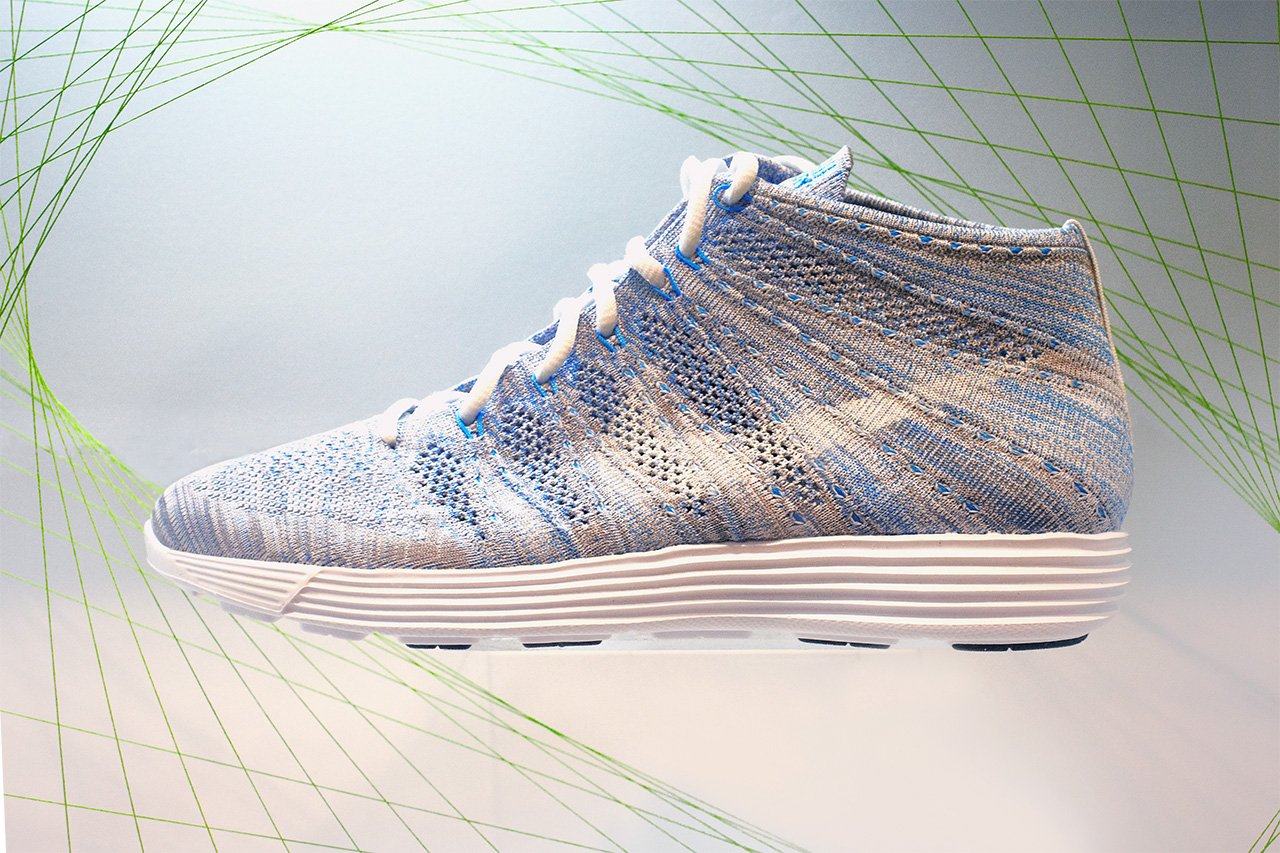 Nike HTM Flyknit Chukka - New Image