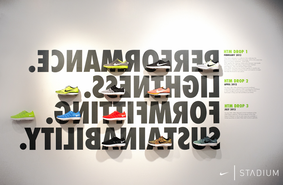 Nike HTM Flyknit Chukka Reveal