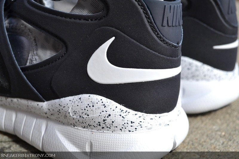Nike Huarache Free Shield 'Yankees'