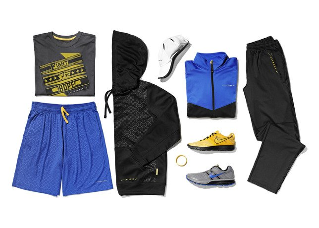 Nike Introduces Holiday 2012 LIVESTRONG Collection