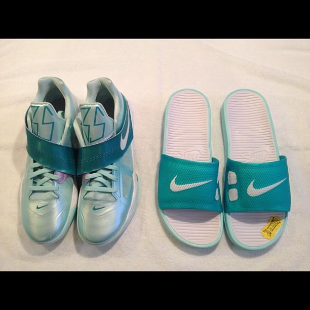 Nike KD 'Easter' Slide