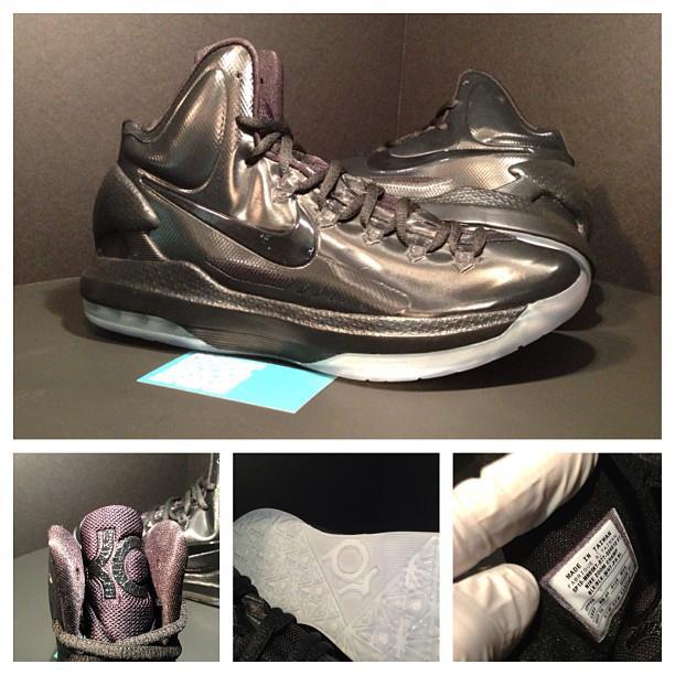 Nike KD V (5) 'Blackout'