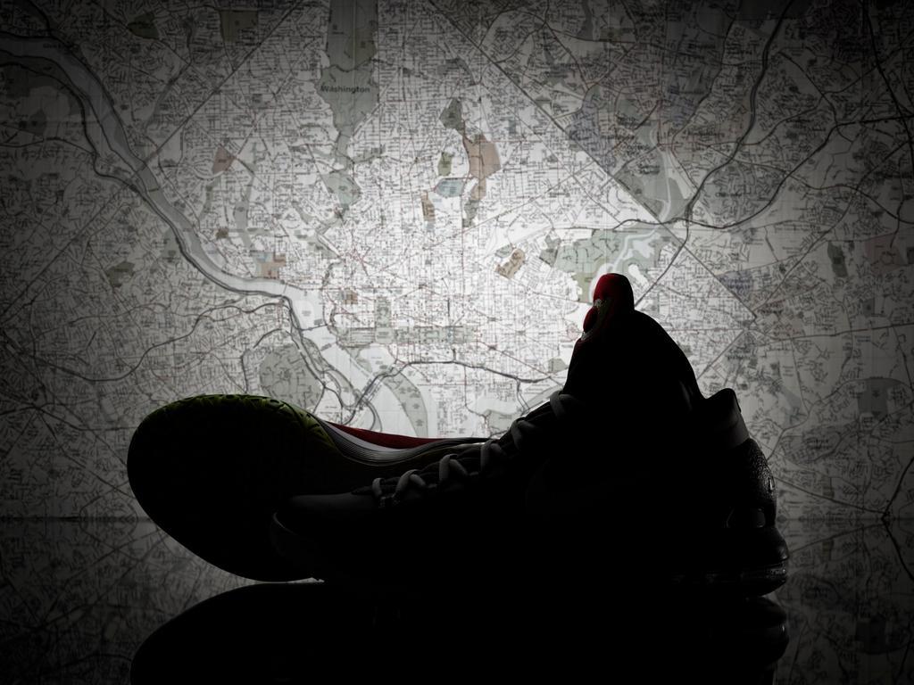 Nike KD V (5) 'Washington DC' Teaser