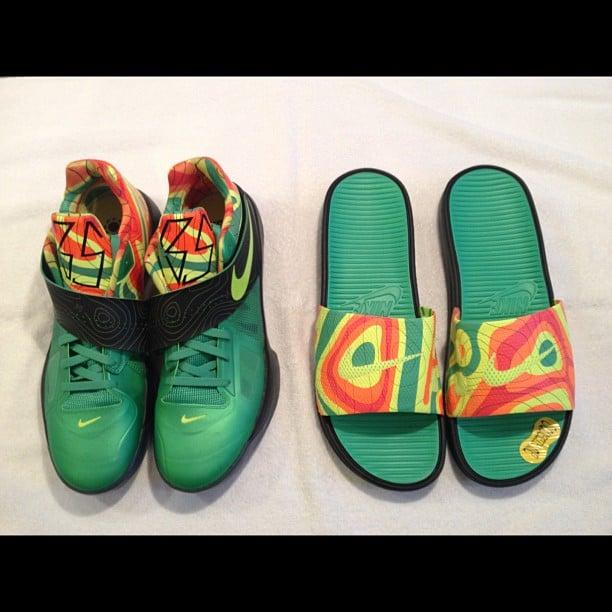 Nike KD 'Weatherman' Slide