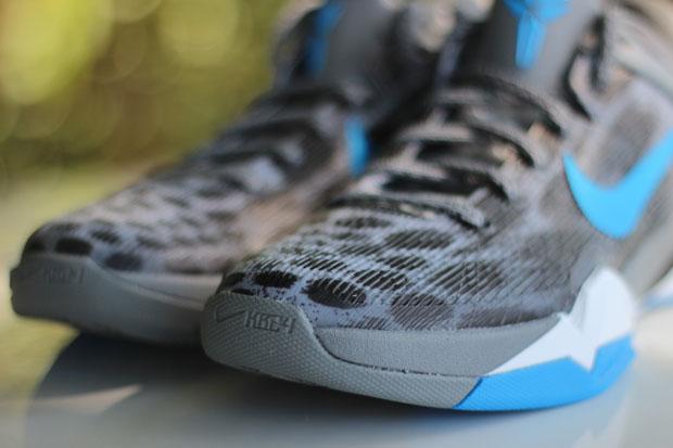 Nike Kobe VII (7) Cheetah 'Wolf Grey/Photo Blue-Black-Cool Grey' at Social Status