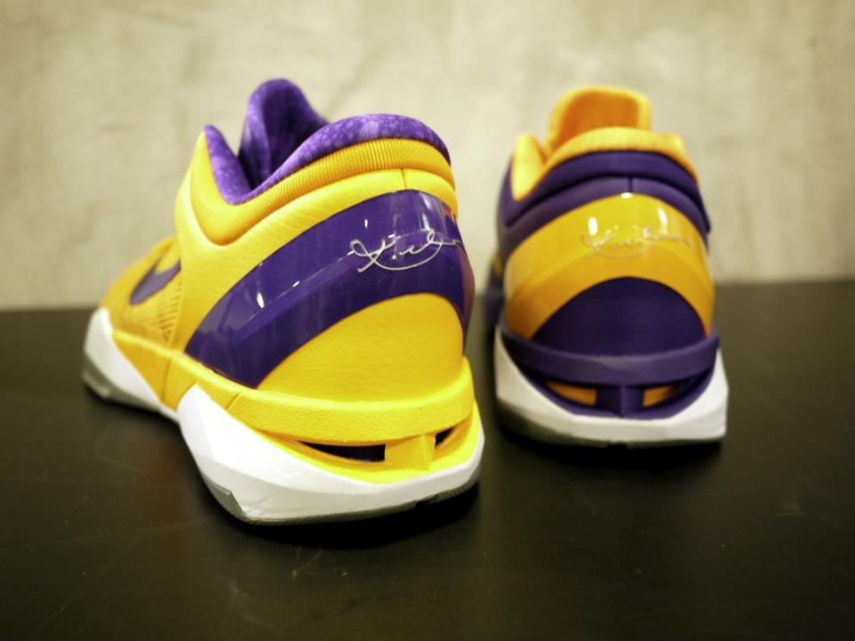 Nike Kobe Vii 7 Snakepool Yin Yang Sneakerfiles