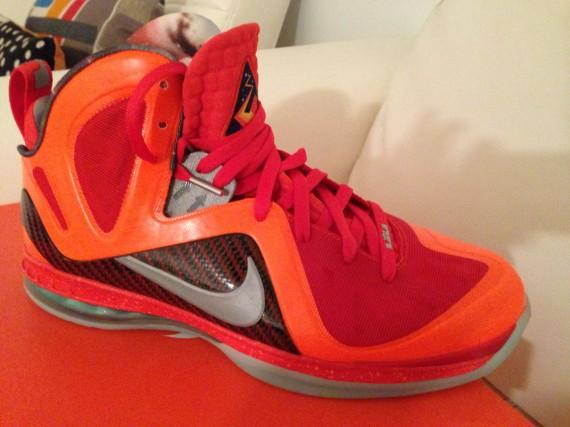 Nike LeBron 9 P.S. Elite 'Galaxy'