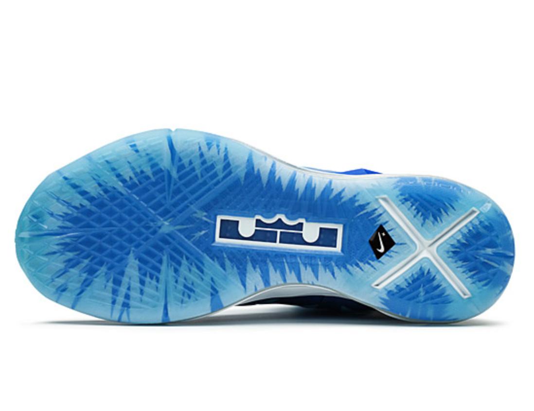Nike LeBron X+ 'Blue Diamond' - New Images