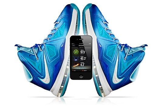 Nike LeBron X+ 'Blue Diamond' - New Images