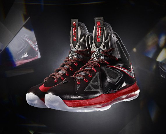 Nike LeBron X+ 'Away' - New Images