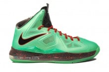 Nike LeBron X (10) 'Cutting Jade' – New Images