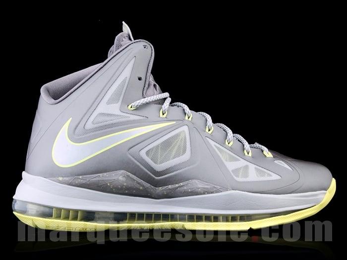 Nike LeBron X (10)  Canary Diamond   3ff71b1e6f13